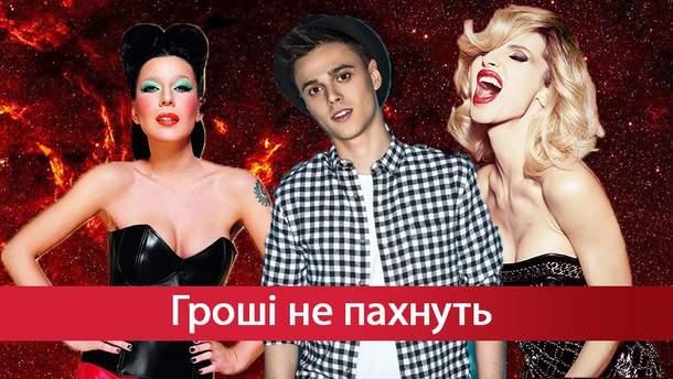 Украинские исполнители в России