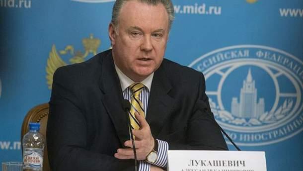 Олександр Лукашевич визнав, що вибори на Донбасі наразі провести неможливо