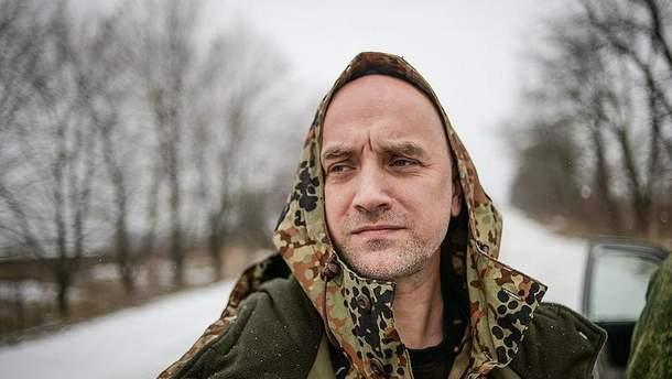 """Прилепин воюет за террористов так называемой """"ДНР"""""""