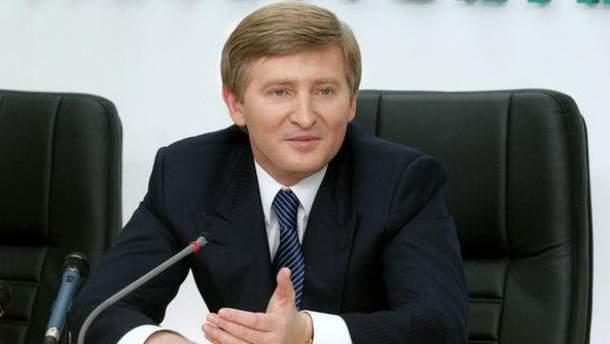 Рінат Ахметов шантажує уряд