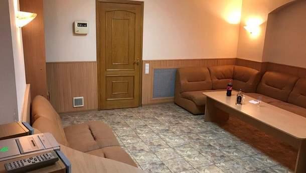 Роскошная комната для отдыха в университете