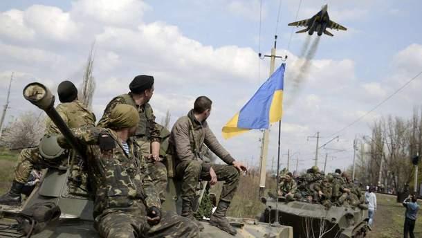 Эхо войны на Донбассе