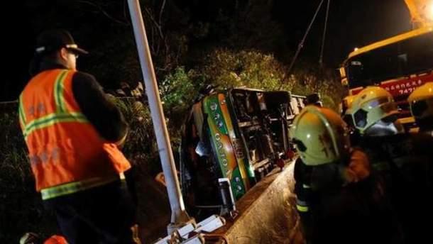 Аварія на Тайвані