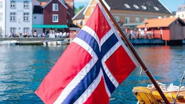 Норвегия поддерживает санкции