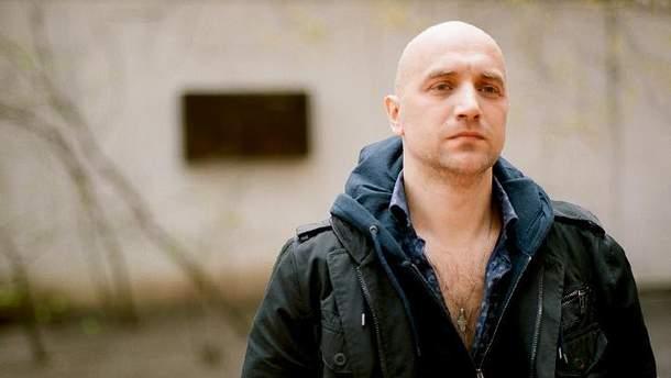 Російський письменник Захар Прилєпін, який вступив у лави бойовиків