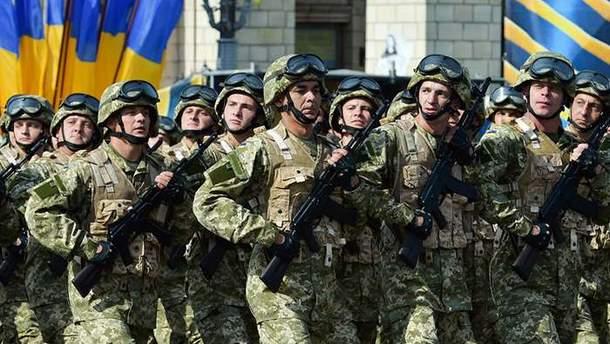 В Украине снова обсуждают вопрос о введении военного положения