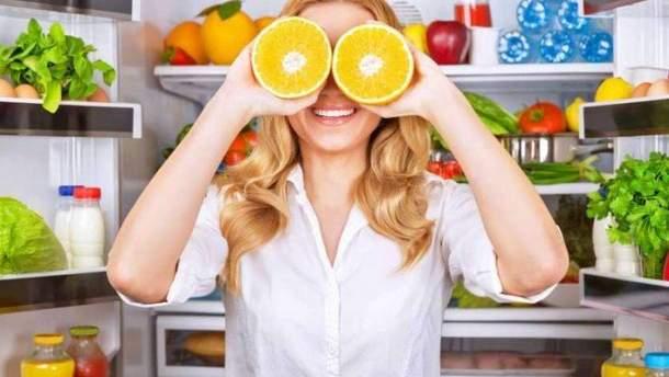 Продукти, які смачні та корисні