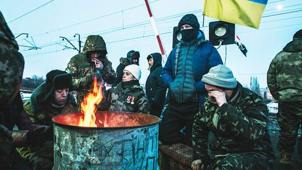 Учасники блокади Донбасу планують заблокувати ще 3 гілки залізниці