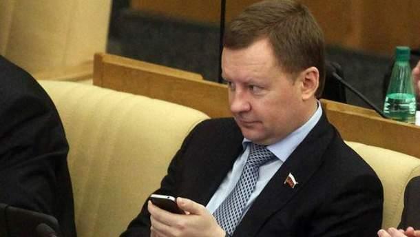 Денис Вороненков имеет родственников в Украине
