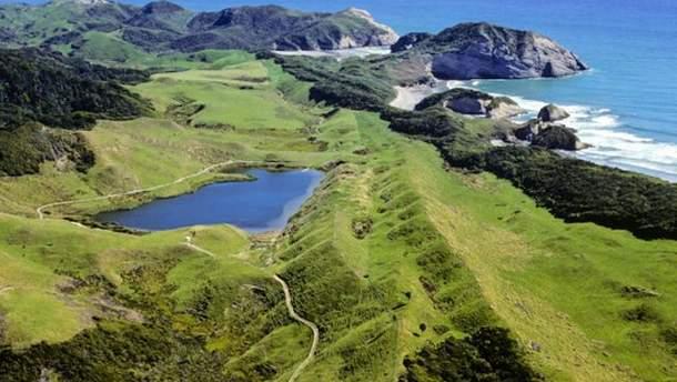 Новая Зеландия и Новая Каледония – это действительно континент