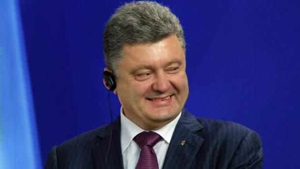 Петро Порошенко зустрінеться з Майклом Пенсом