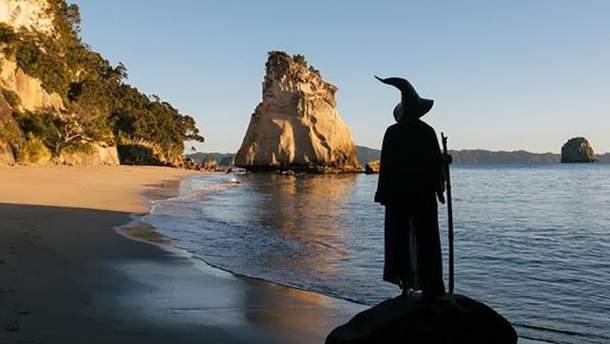 Акил Суасо оригинально показал Новую Зеландию