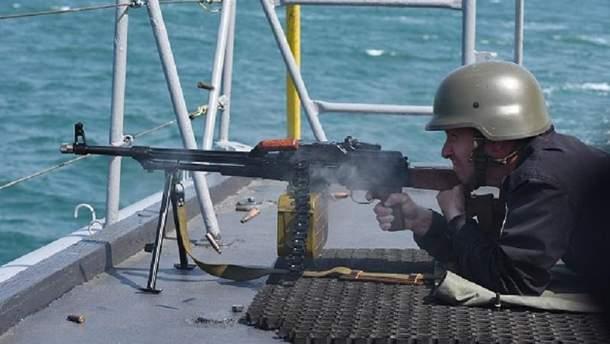 Навчання НАТО у Чорному морі