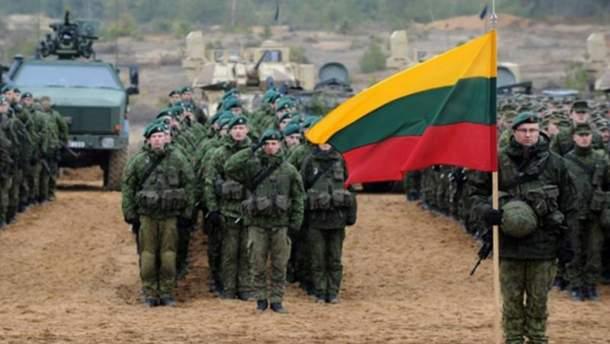 Литовські військові