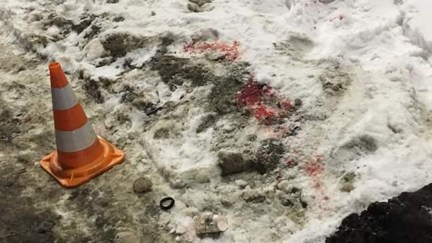 Бойцы АТО из-за блокады начали стрельбу с потерпевшим в центре Харькова, – СМИ