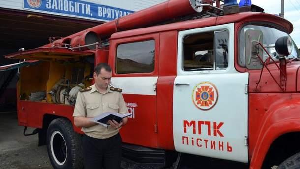 Пожежну інспекцію розформують