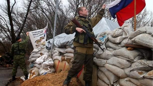 Вскоре российские флаги не будут висеть на Донбассе