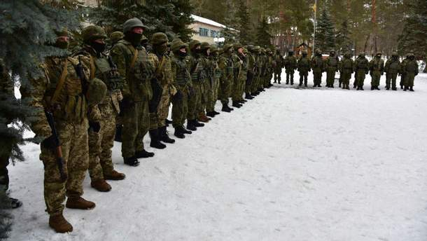 В Авдеевку отправили подкрепление правоохранителей
