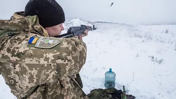 На Донбассе продолжают гибнуть бойцы АТО