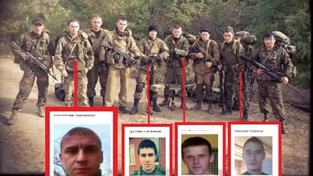 Російські розвідники, які воюють на Донбасі
