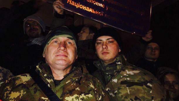 Комбат ОУН Николай Кохановский