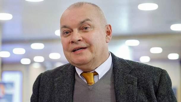 Дмитро Кисельов працює проти Путіна?