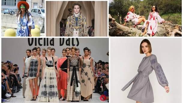 Украинская мода востребована в мире