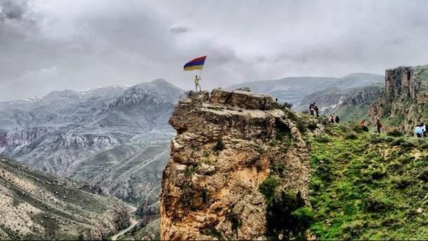 Нагорный Карабах (Арцах)