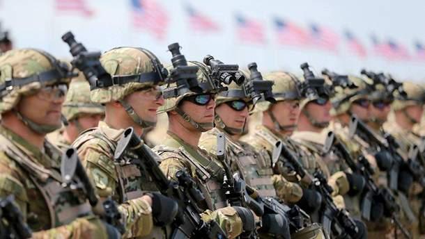Военные НАТО