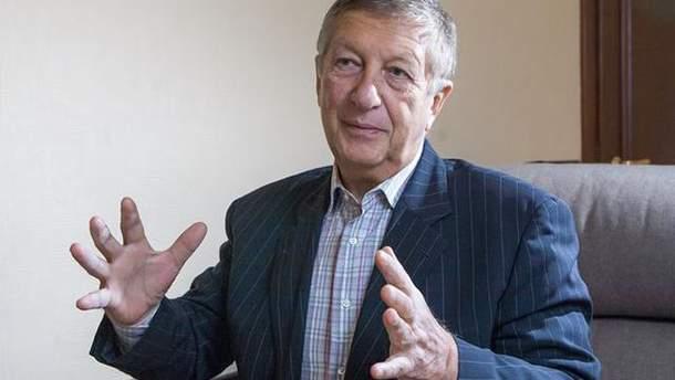 Константин Боровой рассказал, какой человек сможет заменить Виталия Чуркина