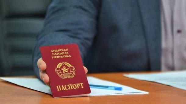 """""""Паспорт"""" недореспублики"""