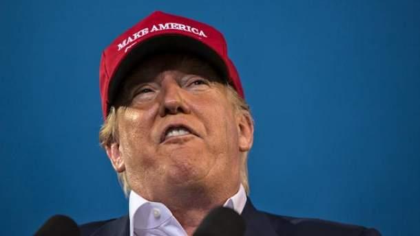 """Трамп задав риторику """"ненависті"""" ще під час передвиборчої кампанії"""