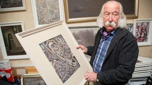 В Марчука вкрали 101 картину