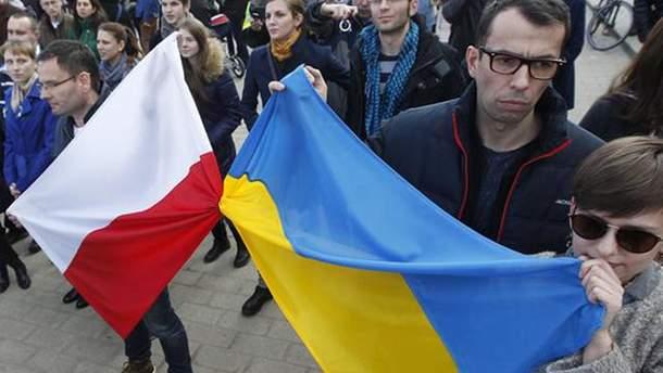 Польщу з Україною намагається пересварити Росія
