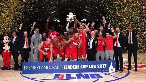Баскетбольная лига Leaders Cup