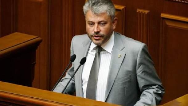 Нардеп Юрій Бублик