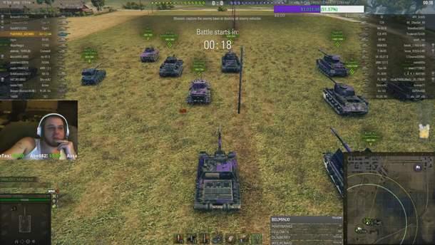Онлайн-марафон World of Tanks