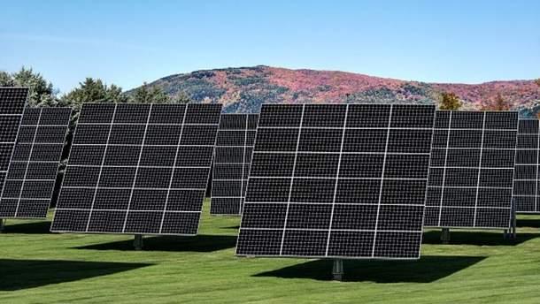 Генерация солнечной энергии