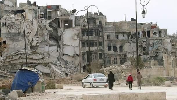 Росія закличе інші держави відновити Сирію