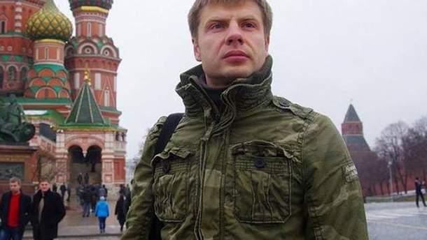Олексія Гончаренка викрали, проте зараз він у безпеці