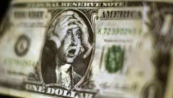Курс валют на 24 лютого