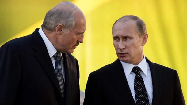 Лукашенко постоянно паразитирует на дружбе с Россией, – Дашкевич