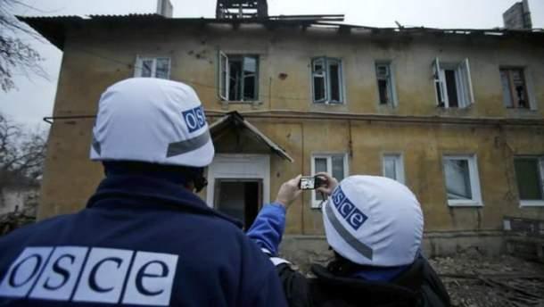 Місія ОБСЄ в Донбасі