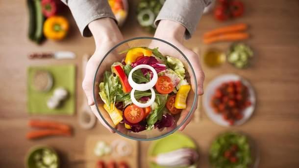 Вегетаріанські страви, які повністю замінять вам м'ясо