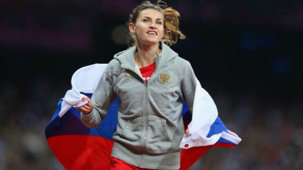 Троє російських легкоатлетів вже не захищатимуть честь