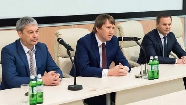 Назначение Григоровича главой Гослесагентства