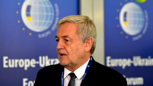 Посол Польши в Украине Ян Пекло