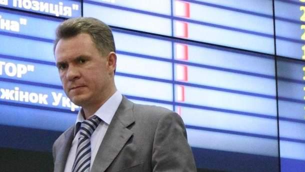 Михайло Охендовського