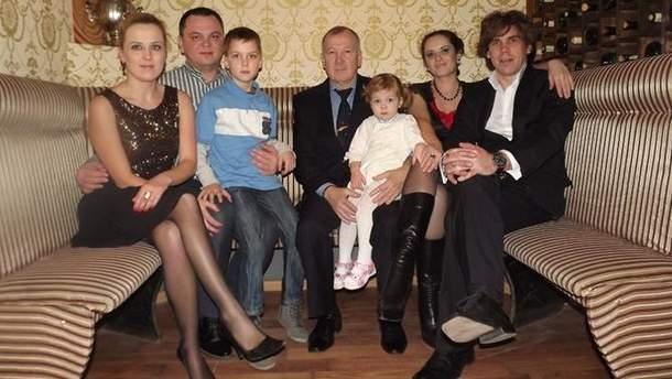 Семья Кушнаревых