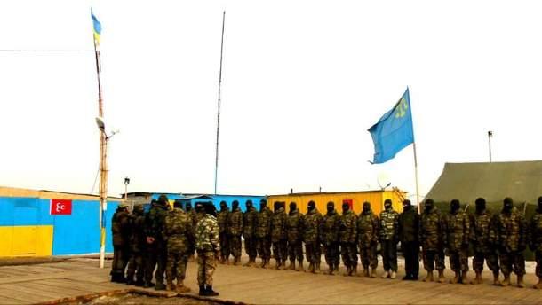 Крымскотатарский батальон